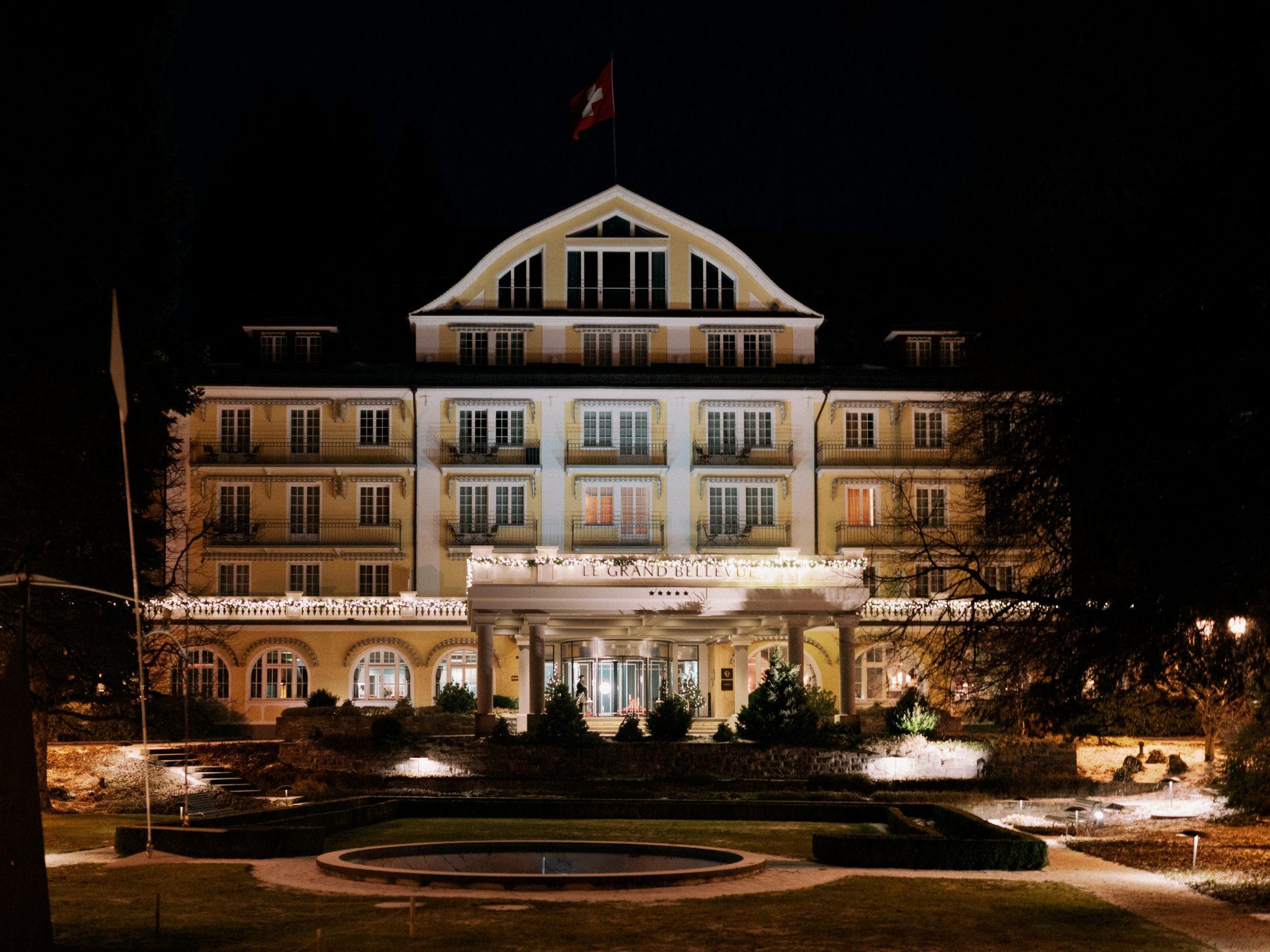 Le Grand Bellevue, Gstaad, Wedding, Photographer Youri Claessens