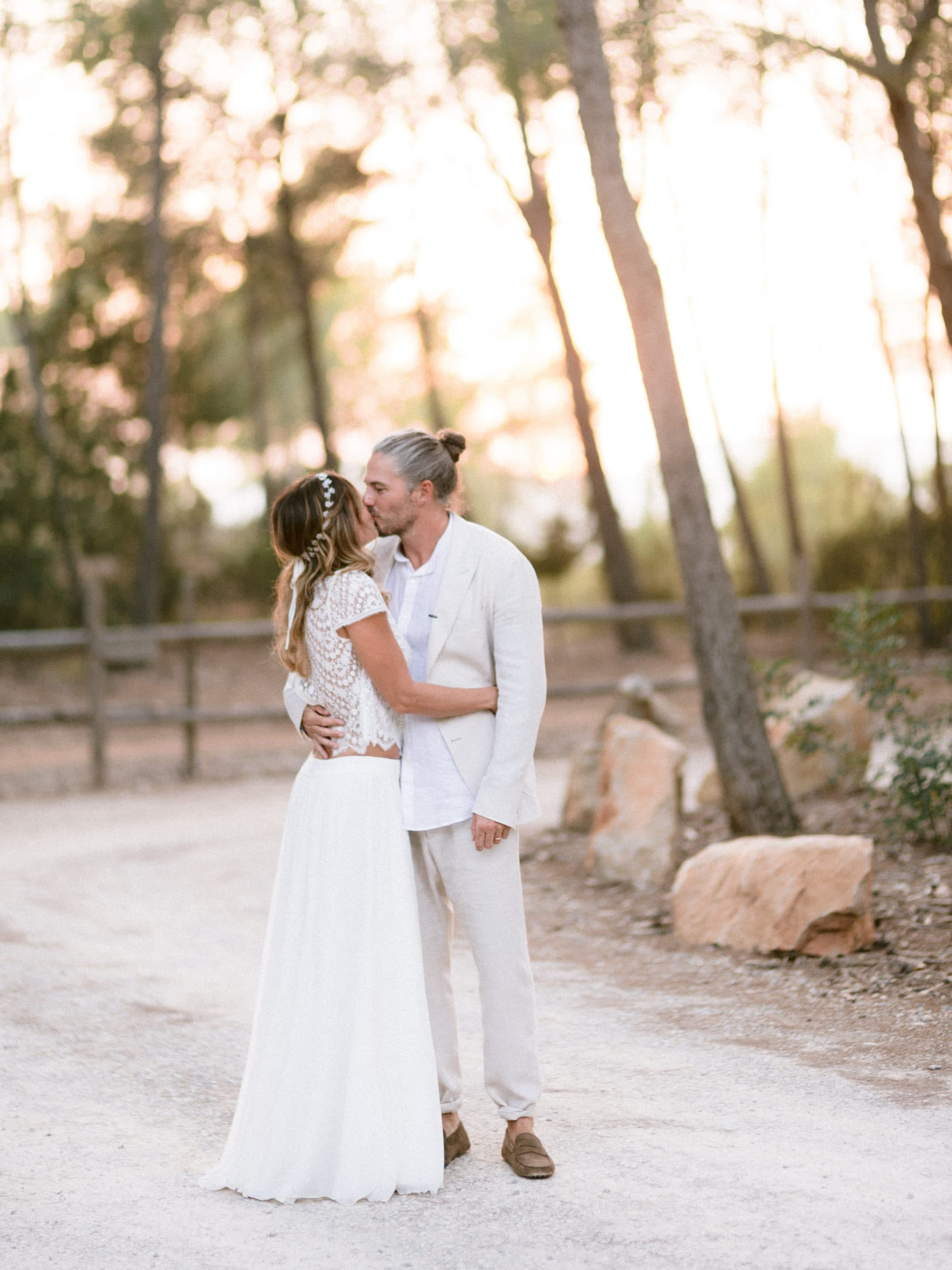 Wedding La Granja Ibiza, Youri Claessens