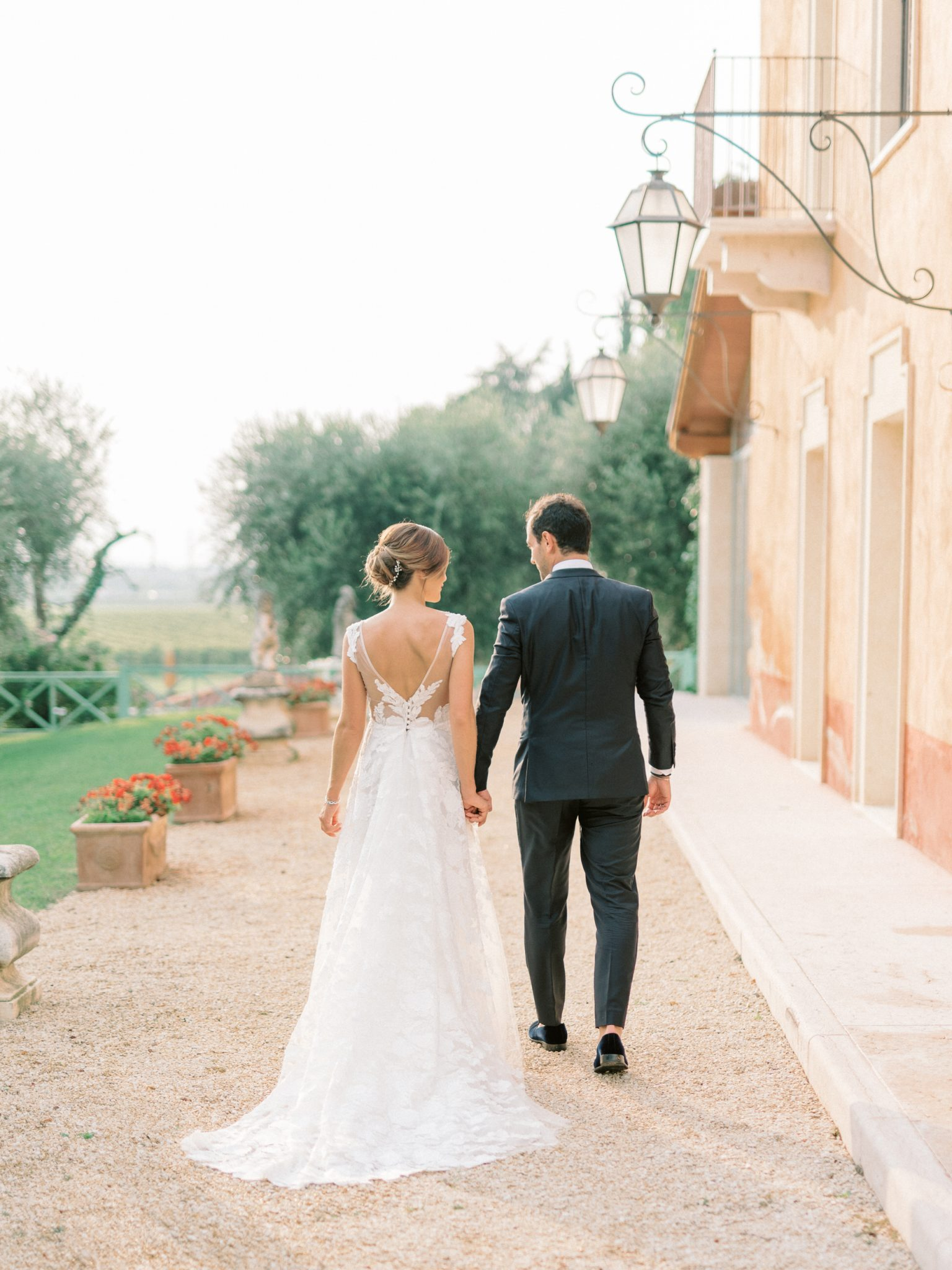 Wedding Villa Cordevigo, Italy Photographer