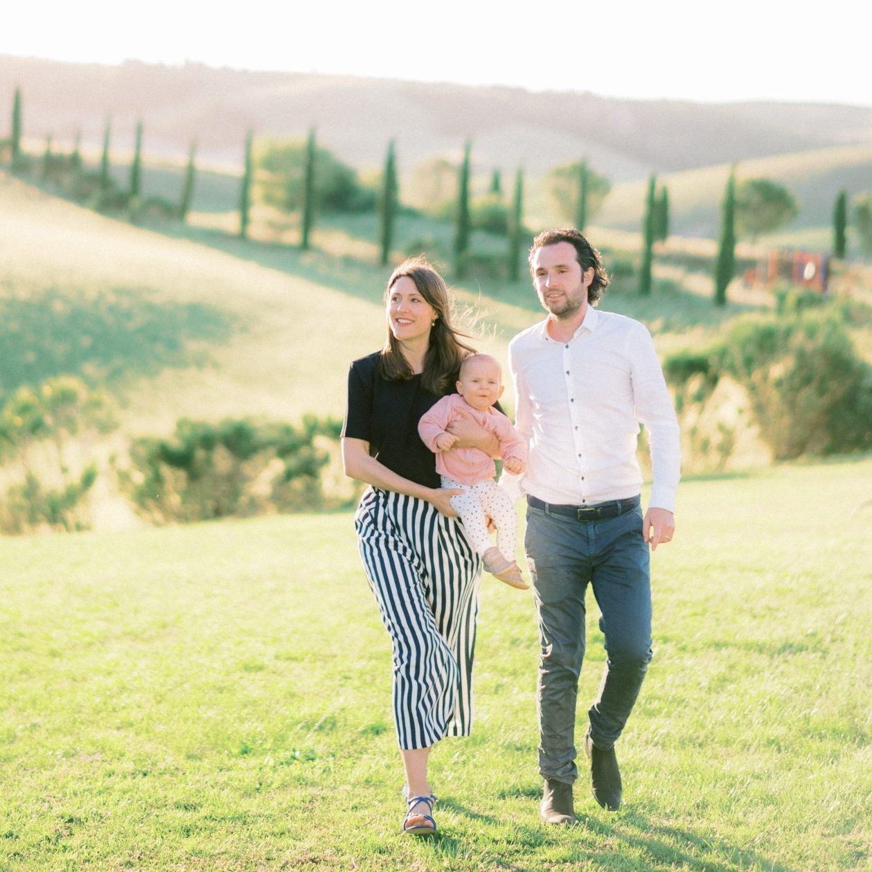 Agriturismo Il Rigo, Family Photoshoot Tuscany