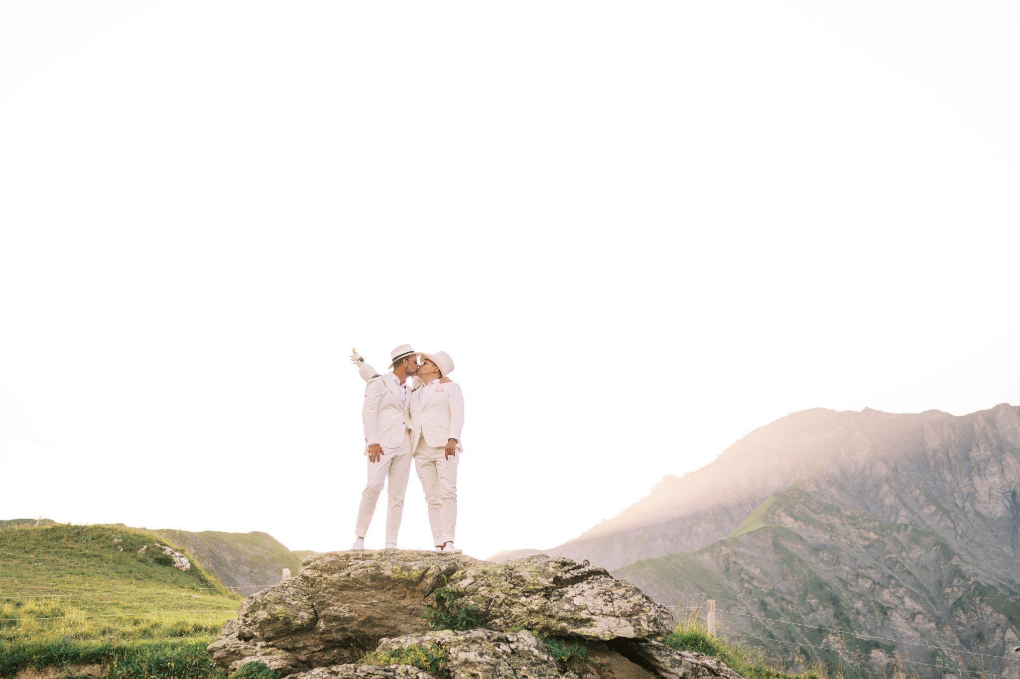 Hochzeit Adelboden